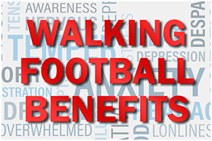 Walking Football Health Benefits