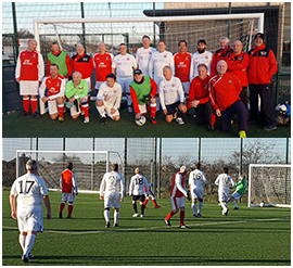 Fleetwood Town Flyers Friendly with AFC Fylde
