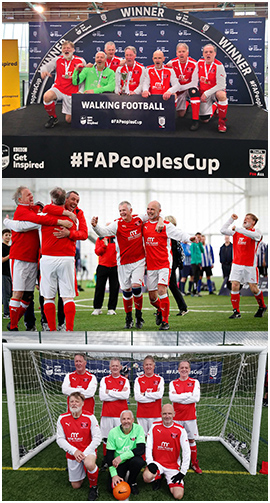 Fleetwood Flyers win FA Peoples Cup