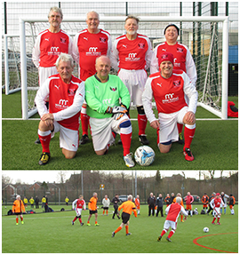 Fleetwood Town Flyers at Greater Manchester league Feb 17